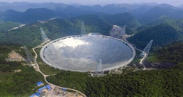 telescopio FAST