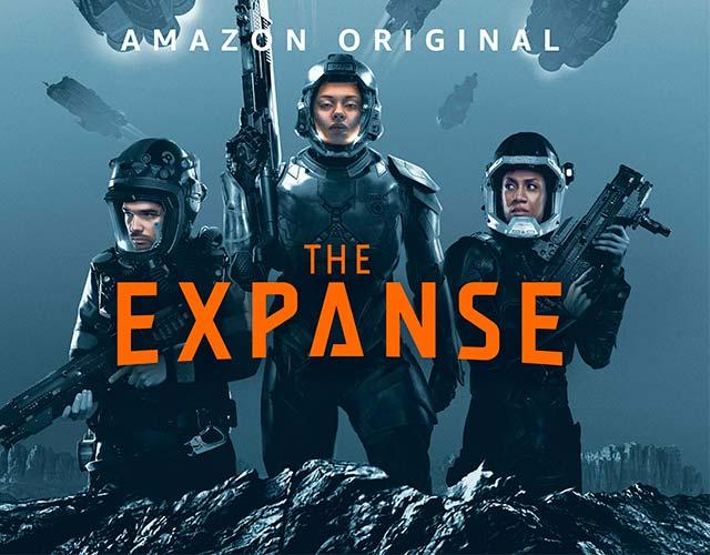 series de ciencia ficción