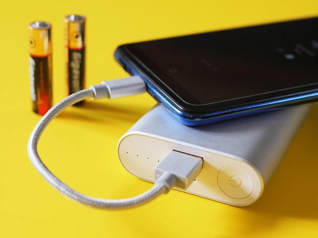 carga de baterías