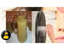 Aprende a usar jugo de PAPA para el cabello, ¡No más cabello maltratado ni puntas abiertas!
