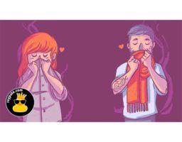 ¿Sabías que el olor de tu pareja ayuda a reducir el estrés?